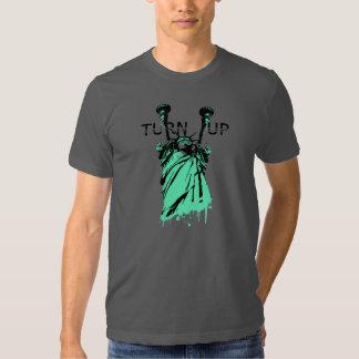 LIBERTY with Customizable Text Tee Shirt