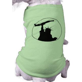 Liberty with Shotgun Doggie T-shirt