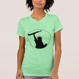 Liberty with Shotgun T-shirt