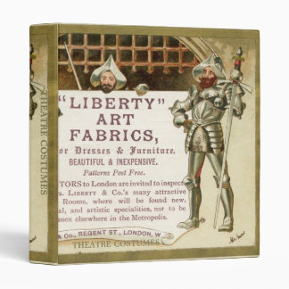 Liberty Yeomen of the Guard Binder
