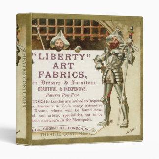 Liberty Yeomen of the Guard Binder