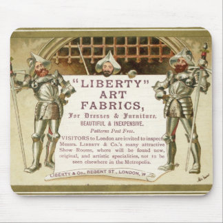 Liberty Yeomen of the Guard Mouse Pad