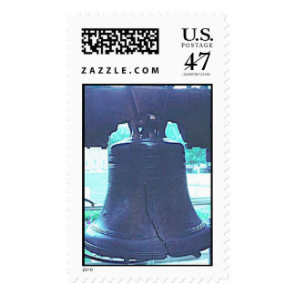 LibertyBell Postage Stamp