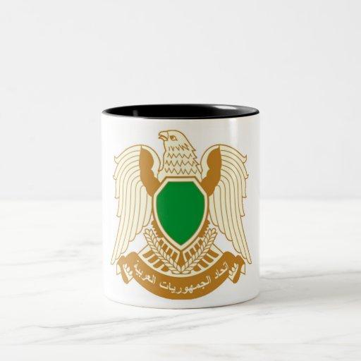 Libia - ليبيا taza de café