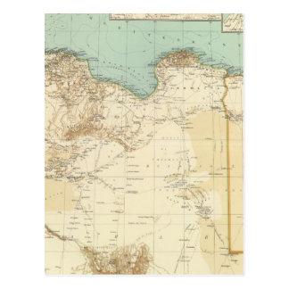 Libia 11314 tarjetas postales