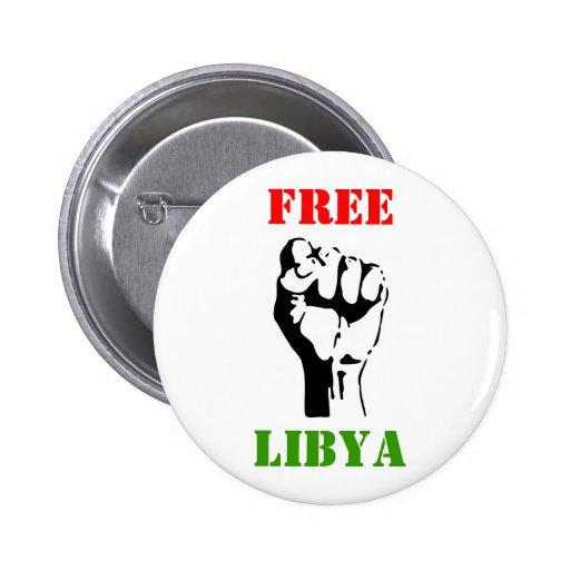 LIBIA LIBRE PIN REDONDO 5 CM