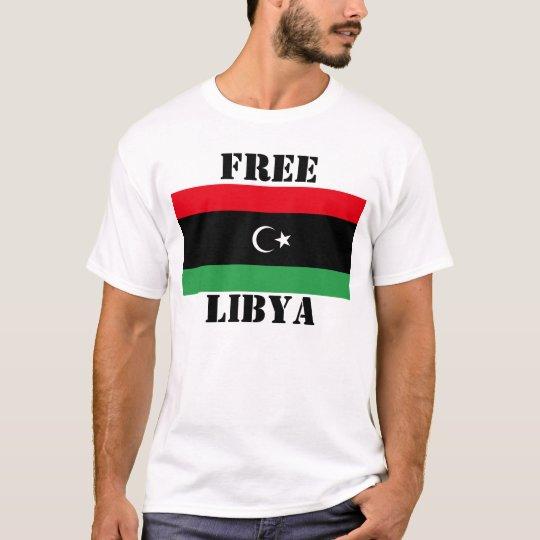 LIBIA LIBRE PLAYERA