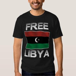Libia libre playeras