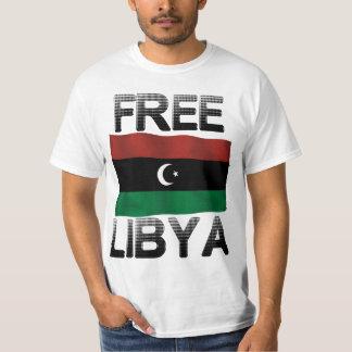 Libia libre remeras