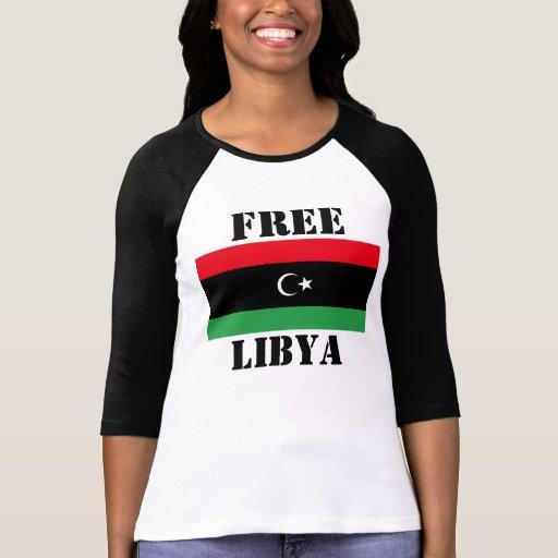 LIBIA LIBRE T-SHIRTS