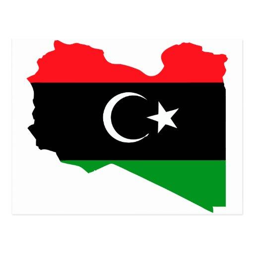 Libia Postales