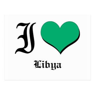 Libia Tarjeta Postal