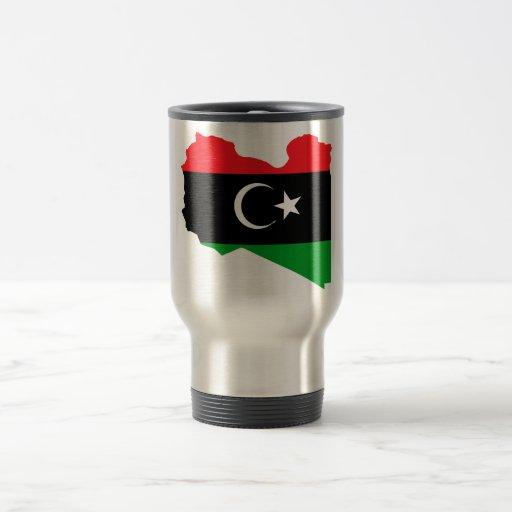 Libia Taza De Viaje