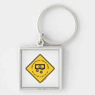 LIBOR $350 Trillion Financial Scandal Not First Keychain
