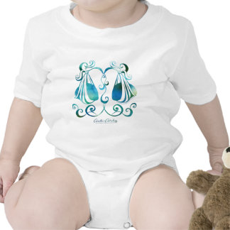 Libra Astrology Baby Clothes T Shirt