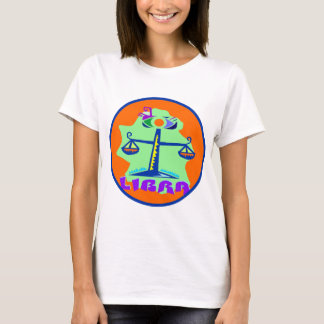 Libra Badge T-Shirt
