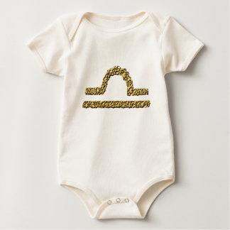 Libra Birthday Baby Bodysuit