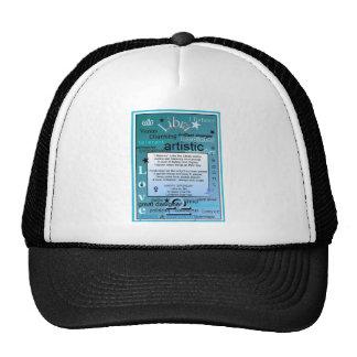 LIBRA BIRTHDAY TRUCKER HAT