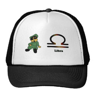libra chibi hat