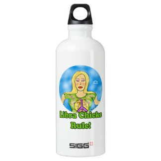 Libra Chicks Rule! SIGG Traveler 0.6L Water Bottle