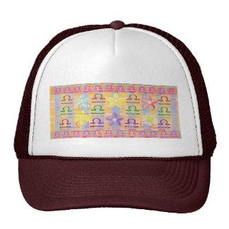 LIBRA CREATIONS TRUCKER HAT