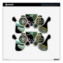 Libra Decal For PS3 Controller
