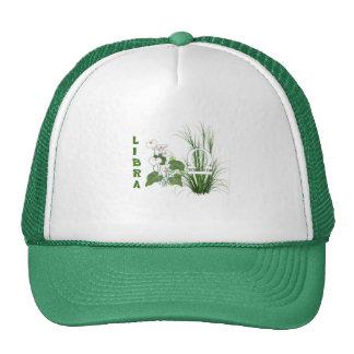 Libra del bambú y del lirio gorras de camionero