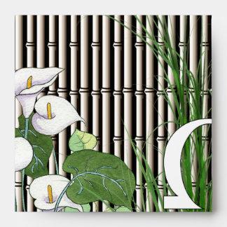 Libra del bambú y del lirio