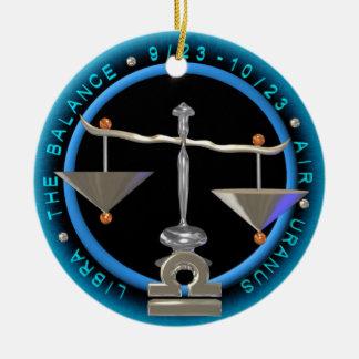 Libra del zodiaco de Valxart Ornamente De Reyes