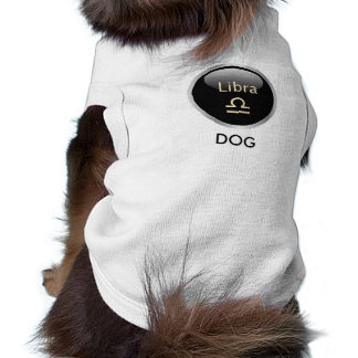 Libra dog astrology star sign pet dog clothes