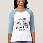Libra/escorpión Camisetas