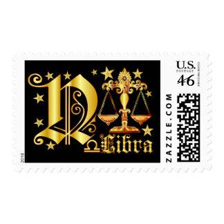 Libra-Font-Design-2-N Stamps