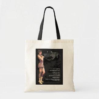 Libra Gothic Zodiac Birthday Bag