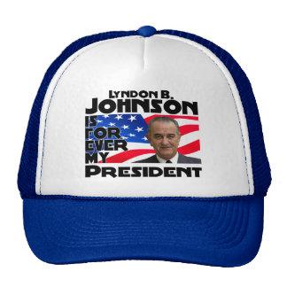 Libra Johnson para siempre Gorra