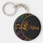 Libra Key Chains
