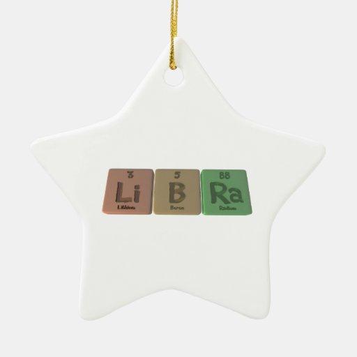Libra-Li-B-Ra-Lithium-Boron-Radium.png Ornamentos De Navidad