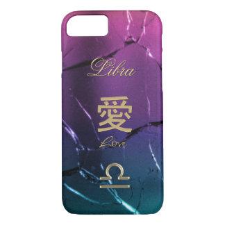 Libra Love ~ Zodiac Sign iPhone 7 Case