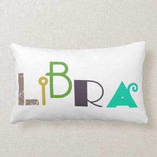 libra lumbar pillow