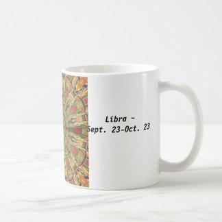 Libra Mandala Coffee Mug