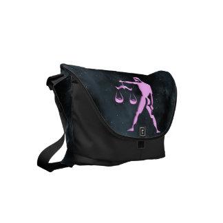 Libra Small Messenger Bag