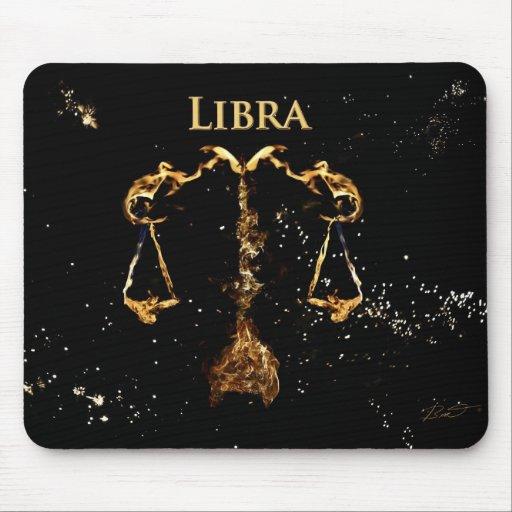 Libra - Mousepad Alfombrilla De Ratón