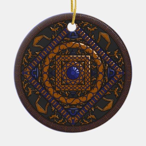 Libra Ornament