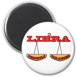Libra-Perfectly Balanced (Scales) Magnet