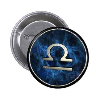 Libra Pin Redondo De 2 Pulgadas