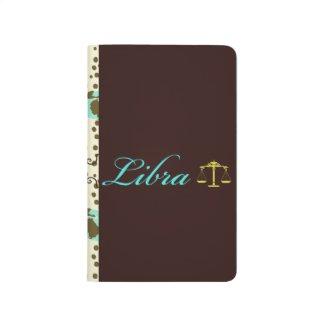 Libra Pocket Journal
