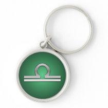 Libra Premium Keychain