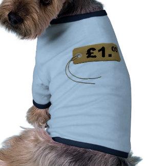 Libra Camiseta Con Mangas Para Perro