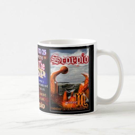 Libra Scorpio cusp astrology Coffee Mug