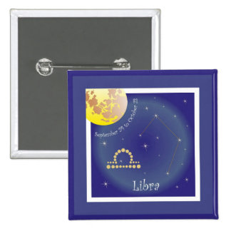 Libra September 24 tons of October 23 of button
