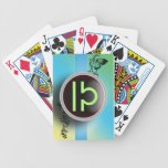 Libra Sign Playing Cards